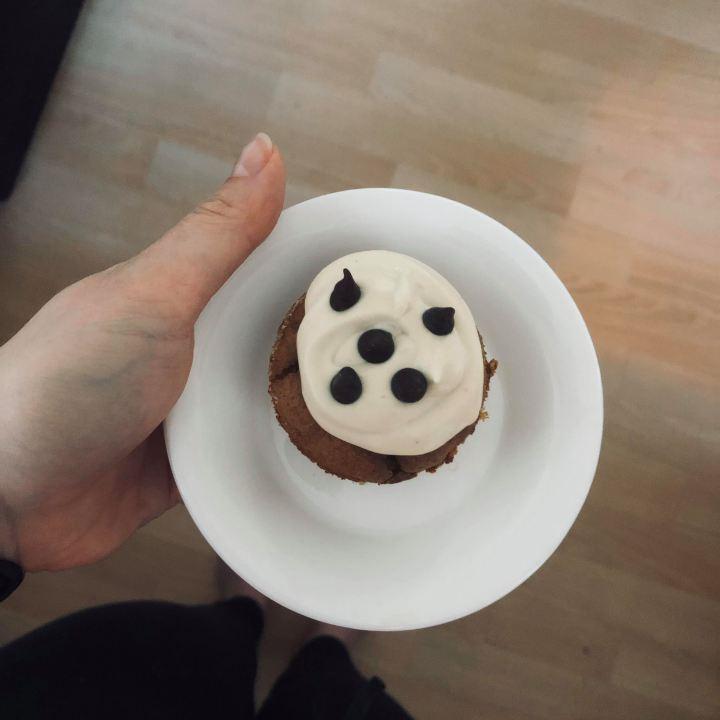 Perníčkové muffiny