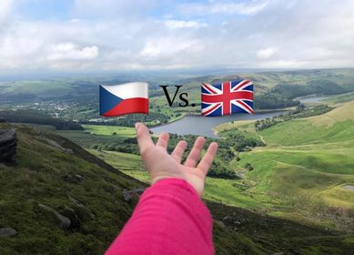 Češi vs. Angličani | Jak se kdežije?